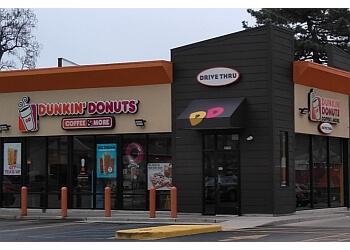 Toledo donut shop Dunkin' Donuts