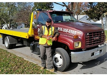 Kansas City towing company Dunya Tow Service Inc.