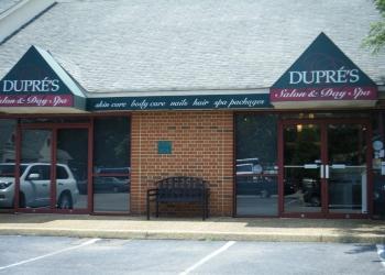 Virginia Beach hair salon Dupre's Salon and Day Spa