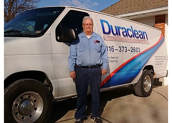 Independence carpet cleaner Duraclean