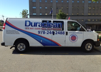 Lowell carpet cleaner Duraclean Master Cleaners
