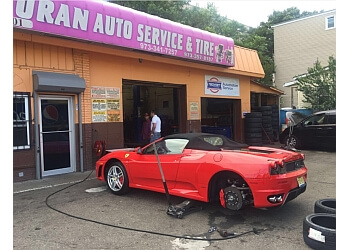 Paterson car repair shop Duran Auto Service & Tire Inc