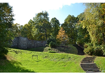 Rochester public park Durand Eastman Park