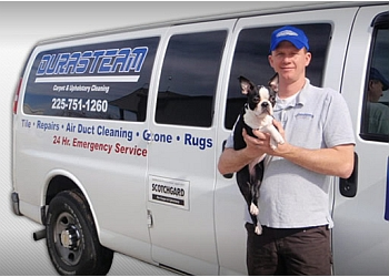 Baton Rouge carpet cleaner DURASTEAM