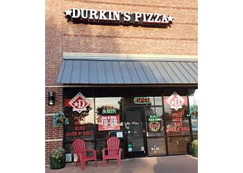 McKinney pizza place Durkin's Pizza
