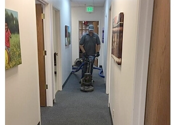 Bakersfield commercial cleaning service Dust Doctors Janitorial