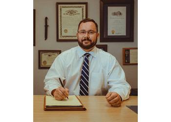 Overland Park personal injury lawyer  Dustin Crook - BIESTERVELD & CROOK, LLC