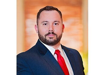 Olathe personal injury lawyer Dustin Ray Crook