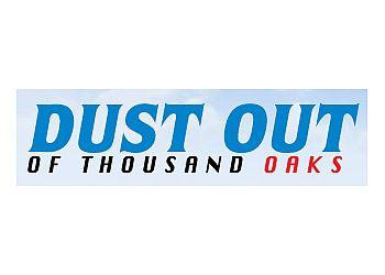 Dust out of Thousand Oaks