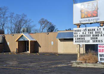 Rockford sports bar Dusty Boots Tex Mex Bar & Grill