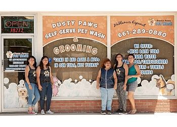 Dusty paws pet wash amp grooming palmdale pet grooming
