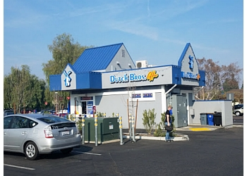 Fresno cafe Dutch Bros Coffee