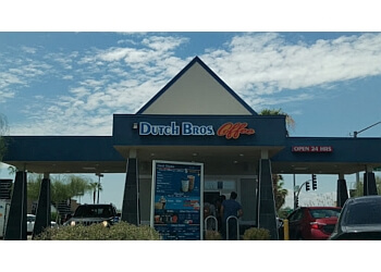 Peoria cafe Dutch Bros Coffee
