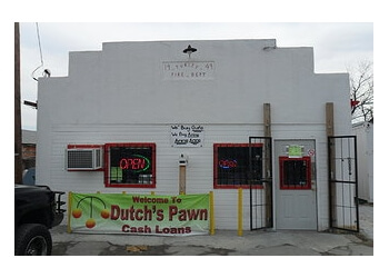Tulsa pawn shop Dutch's Pawn Shop