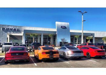 Jacksonville car dealership Duval Ford