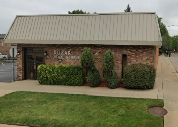 Detroit funeral home Duzak Funeral & Cremation Center, Inc.