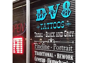 Concord tattoo shop Dv8 Tattoos & Body Piercing