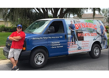 Tampa carpet cleaner Dynamic Carpet Care