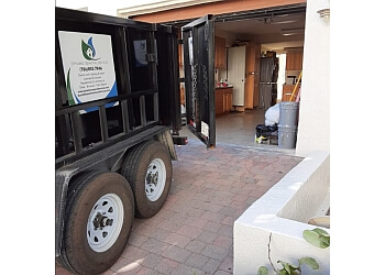 Hollywood junk removal Dynamic Removal Services LLC Demo - Junk Hauling & More