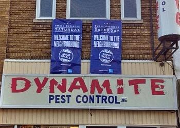 Philadelphia pest control company Dynamite Pest Control