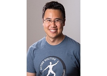 Seattle physical therapist Dzuka Lin, MSPT