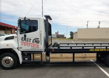 Little Rock towing company EAST END TOWING