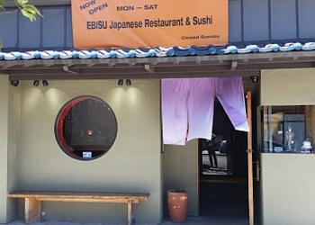 San Francisco japanese restaurant EBISU Japanese Restaurant & Sushi