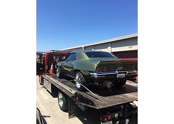 Oakland towing company EB Towing