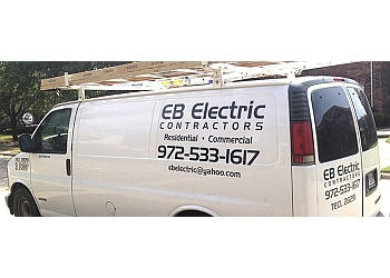 Plano electrician Echeverria Bros Electric