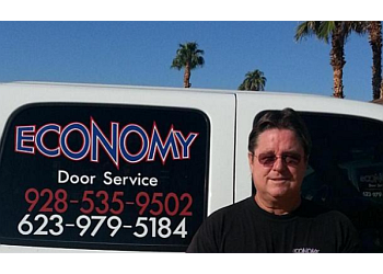 Glendale garage door repair ECONOMY DOOR SERVICE