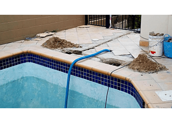 Laredo pool service E C Pools