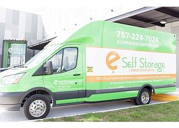 Hampton storage unit E-Commerce Center