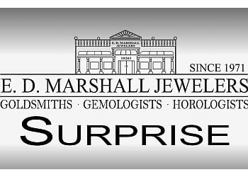 Surprise jewelry E.D. Marshall Jewelers Surprise