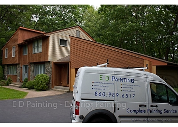 Hartford painter E D Painting