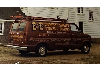Philadelphia chimney sweep E & E Chimney Sweeps