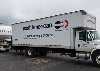 Columbus moving company E.E ward Moving & Storage Co.