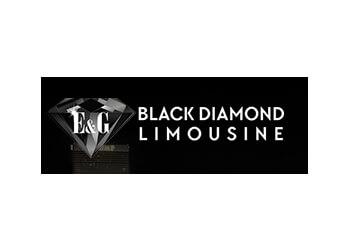 Pasadena limo service E&G Black Diamond Limo