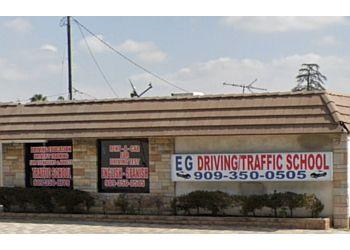 Fontana driving school EG Driving & Traffic School