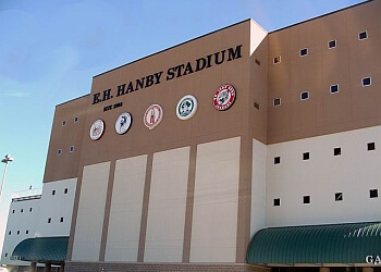 Mesquite places to see E. H. HANBY STADIUM