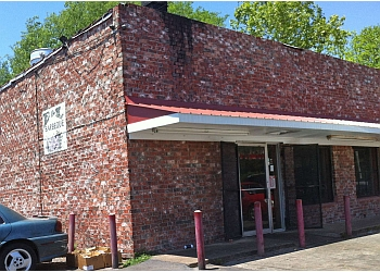 Jackson barbecue restaurant E & L Barbeque