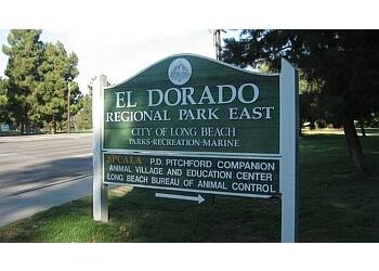 Long Beach public park EL DORADO EAST REGIONAL PARK