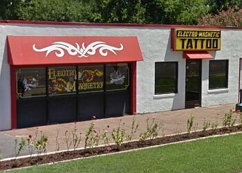 Chesapeake tattoo shop Electro-Magnetic Tattoo