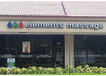 Coral Springs massage therapy ELEMENTS MASSAGE