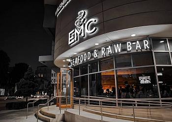 Los Angeles seafood restaurant EMC Seafood & Raw Bar
