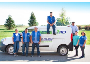 St Paul commercial cleaning service EMD Cleaning Services