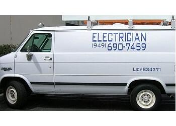 Irvine electrician EMD Electrical