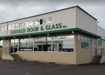 Eugene window company EMERALD DOOR & GLASS, INC.