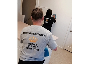 Sacramento commercial cleaning service EMPIRE CLEANING SERVICES