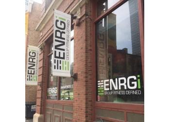 Chicago gym ENRGi Fitness