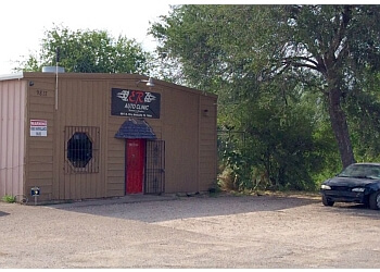 McAllen car repair shop ER Auto Clinic